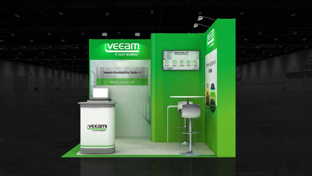 exhibition booth rental dubai