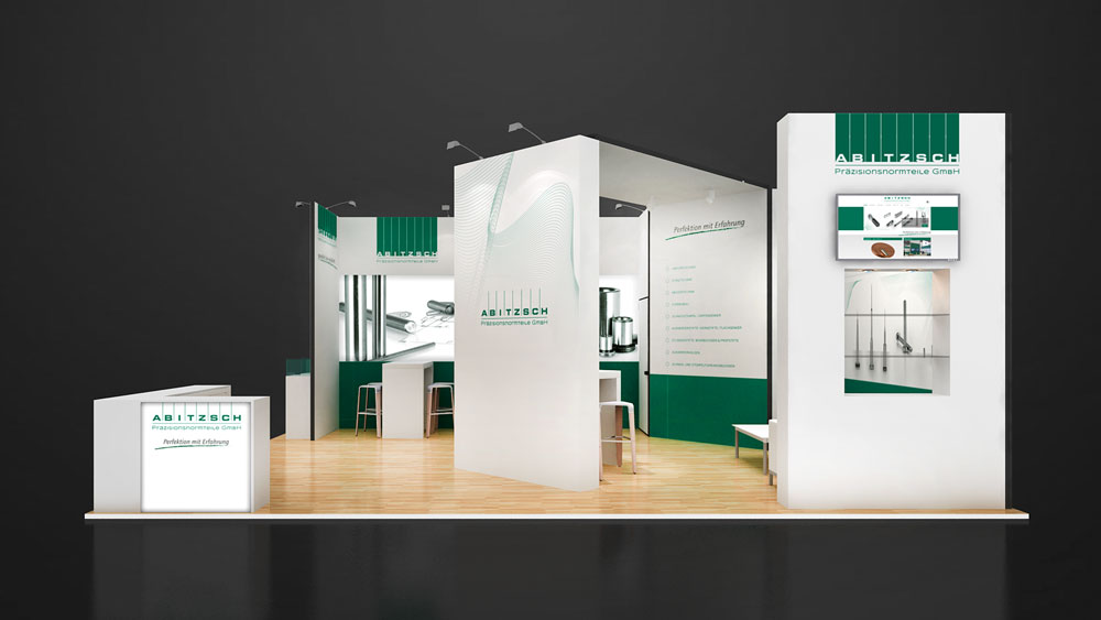 display stand design