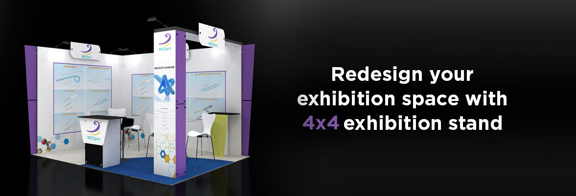4x4 Exhibition Stands Dubai