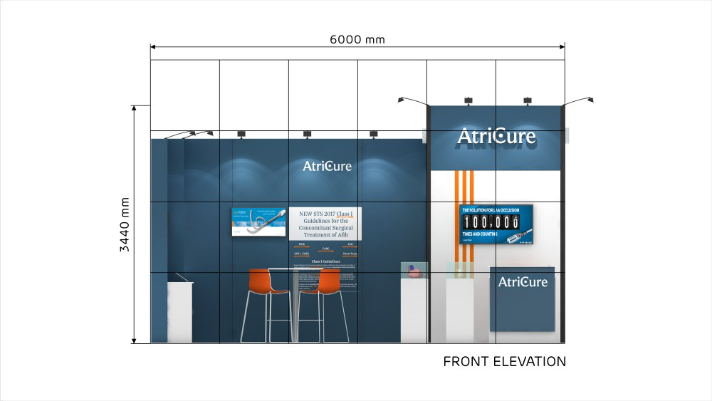 Exhibition Stand Guidelines : Corner exhibition stand re