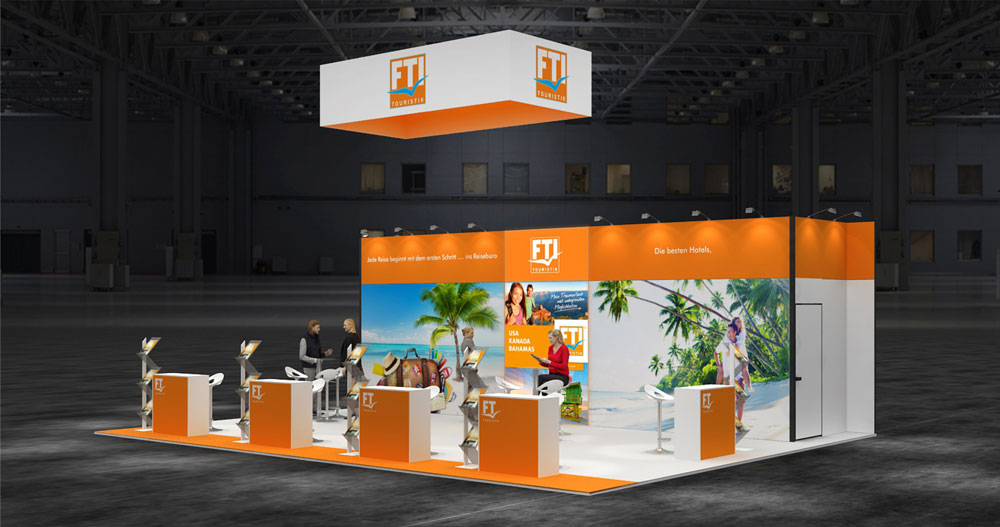 Portable Exhibition Stands In Dubai : Pick your ideal exhibition stands for the upcoming show