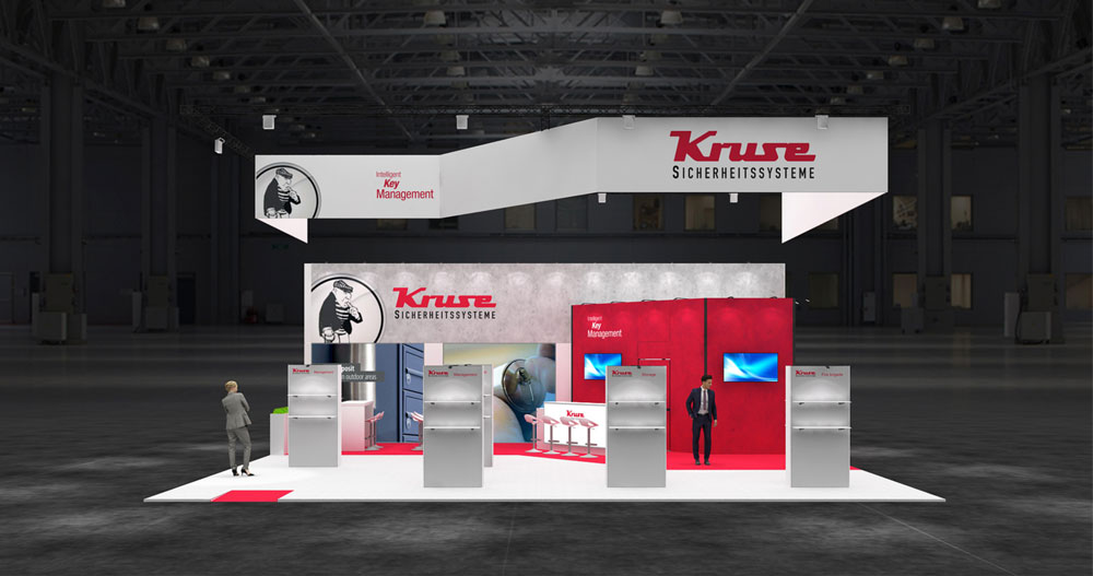 exhibition stand design in dubai