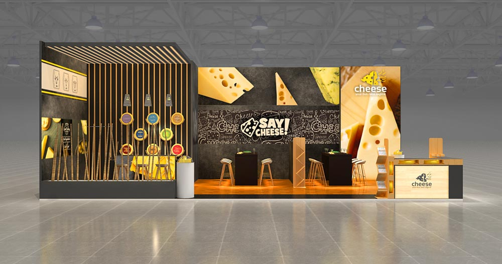 Portable Exhibition Stands In Dubai : Personalized exhibition stands in dubai is just a