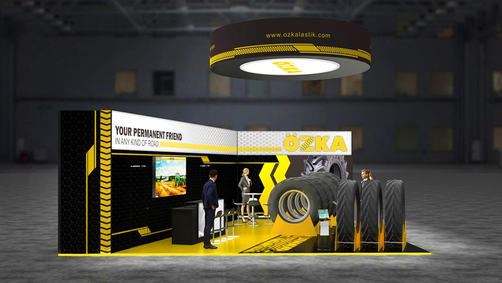 Exhibition Stand Makers In Dubai : Your next exhibition stand dubai is just a click away