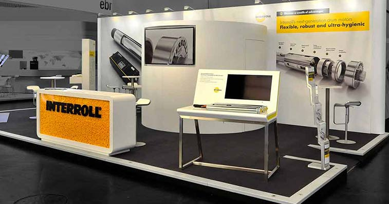 Interoll Exhibition Stands