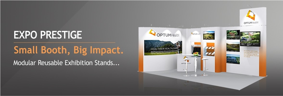Small Exhibition Stand : Portable modular exhibition stand eds middle east