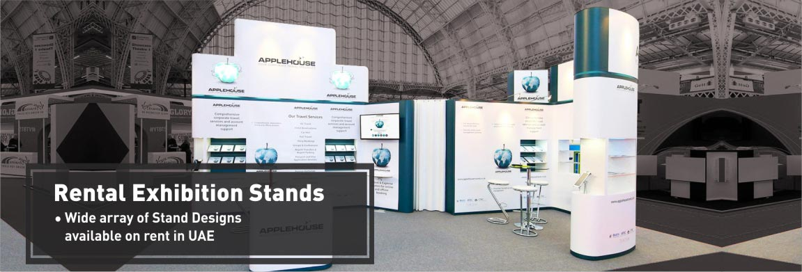 Exhibition Stands Prices : Rental exhibition stand designs at competitive prices