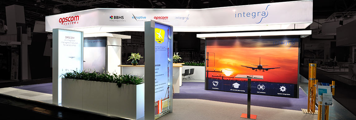 Exhibitions Companies in Dubai - UAE | Eds Middle East
